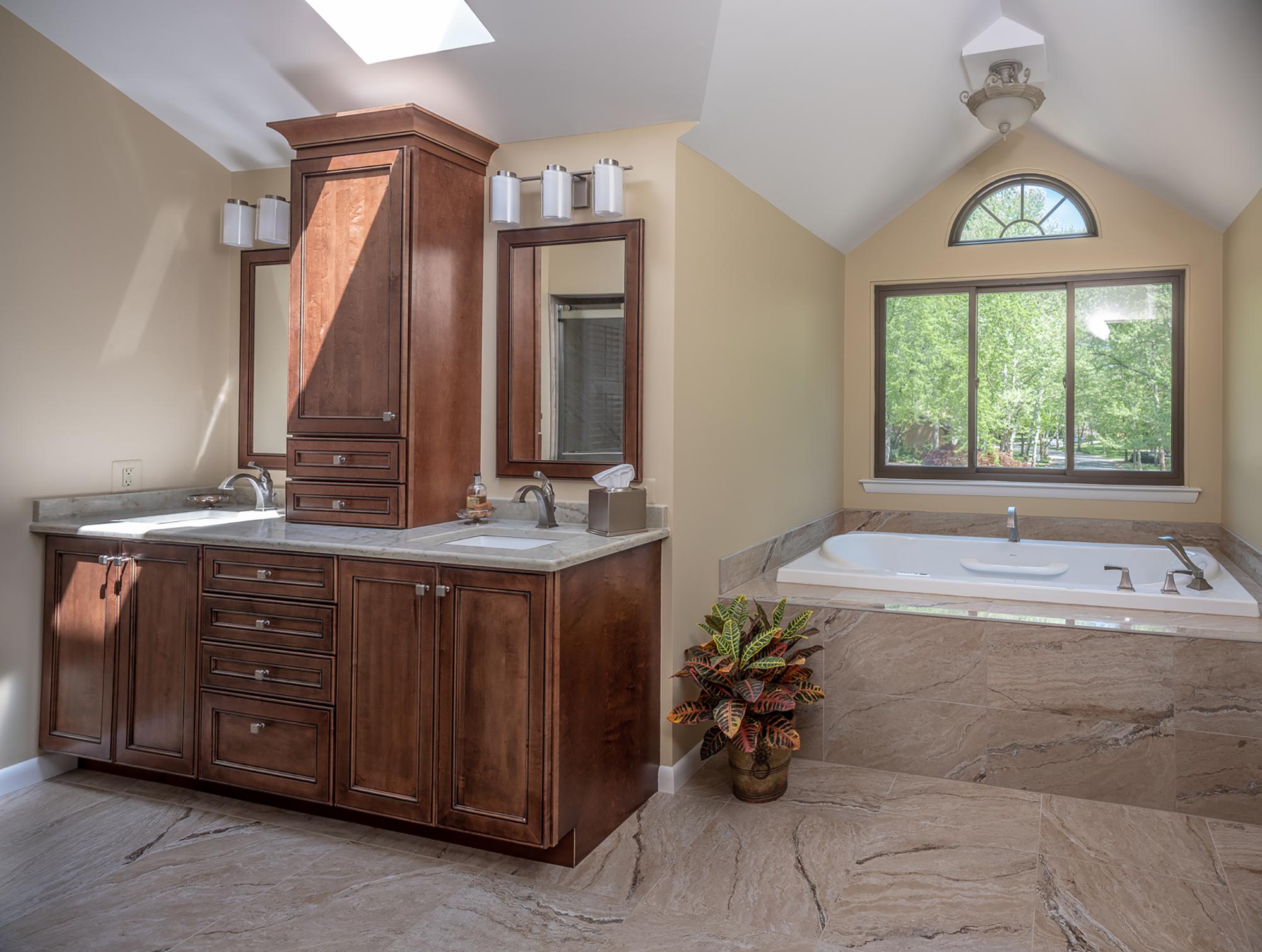 Building Your Dream Interior Bathroom Tub